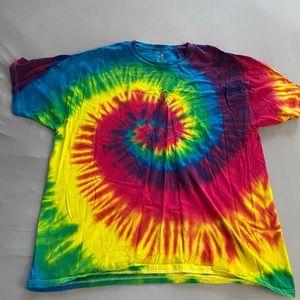 Colorful Tie dye T-shirt